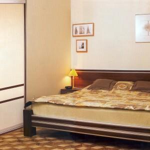Iebūvējamie skapji guļamistabai